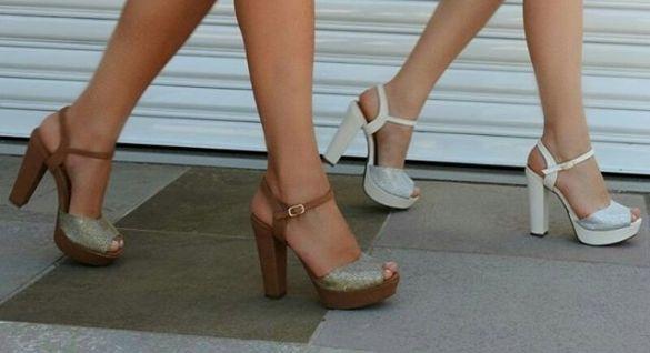 Let?s go girls! #viamarte #verão2016 #summer #heels Ref.15-10504