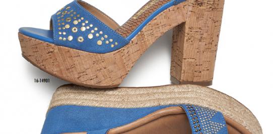 Jeans nos pés - conheça a tendência que vai dominar a estação