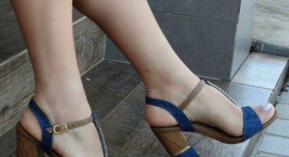 Sandálias para curtir a temporada mais encantadora do ano.  Ref. 16-11705