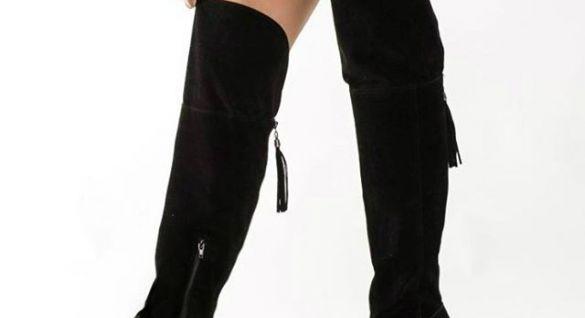 Um presente fashion para aquecer sua mãe neste outono-inverno. #viamarte #inverno2016 #boots #botas.  Ref. 16-7709