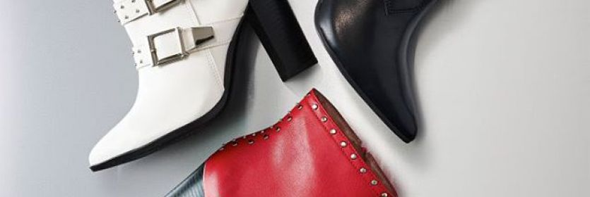 Fivelas, tachas e saltão: nosso coração não aguenta tanto estilo! ? #boots #heels #fashion #trend #fashionshoes #ViaMarte #GarotasdoBrasil #novidades #style  Ref. 18-153 | 18-6602 | 18-6603