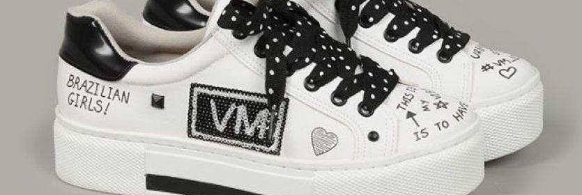 Mais um lançamento está chegando em breve nas lojas. ? Quem mais amou? #casual #casualshoes #fashion #trend #fashionshoes #ViaMarte #GarotasdoBrasil #novidades #style Ref. 18-8504