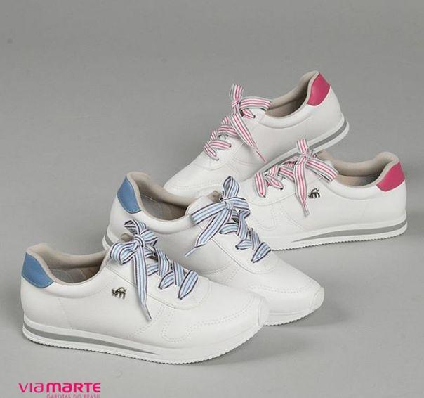 Pink or blue? ?? Escolha a sua cor favorita e dê um up no visual! #ViaMarte #NewIn #casual #trend #streetstyle #fashion #style #GarotasdoBrasil Ref. 18-18304