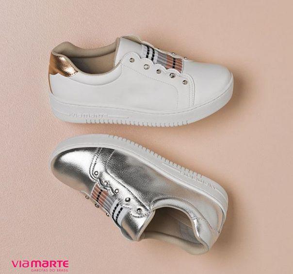 Ama brilhar? Aposte nesse casual Via Marte! ??? #ViaMarte #NewIn #casual #trend #streetstyle #fashion #style #GarotasdoBrasil | Ref. 18-18506