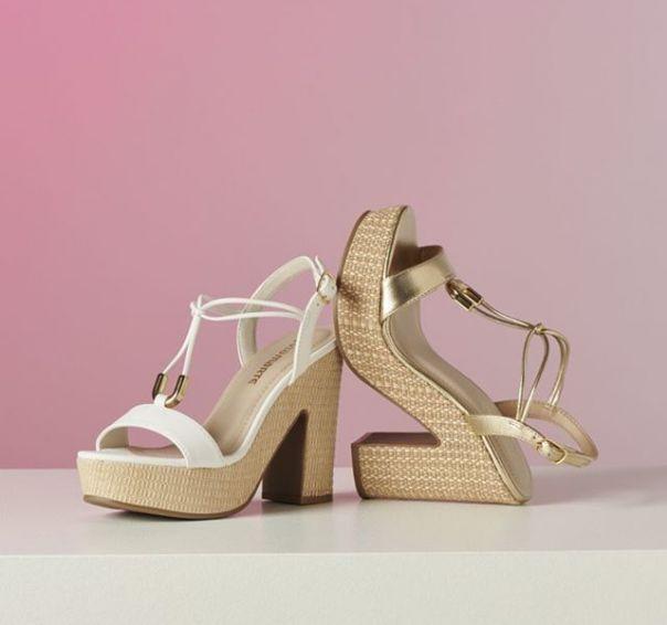 Duas opções da Via Marte para você desfilar linda pelas festividades que estão por vir. ? #Summer2020 #NewIn #ViaMarte #heels #sandals #fashionshoes Ref. 19-8319
