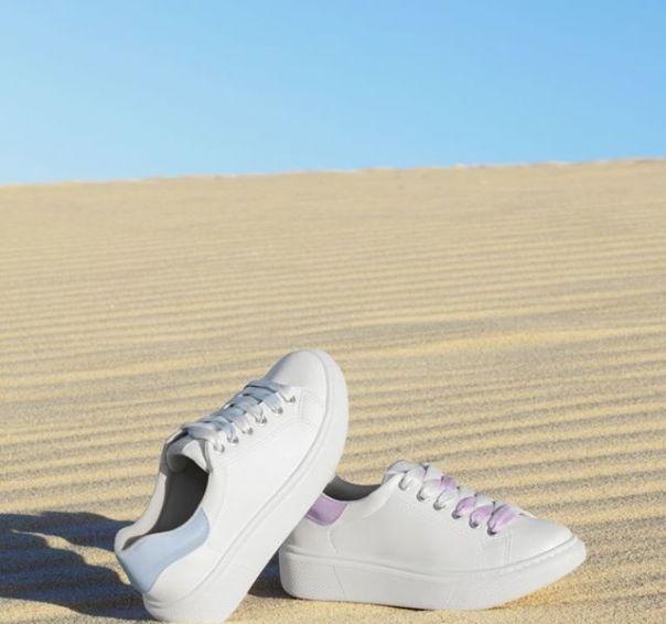 Sport fashion: casual branco é perfeito para atualizar o seu estilo. Aposte! ? #Summer2020 #NewIn #ViaMarte #casual #fashionshoes Ref. 19-15401