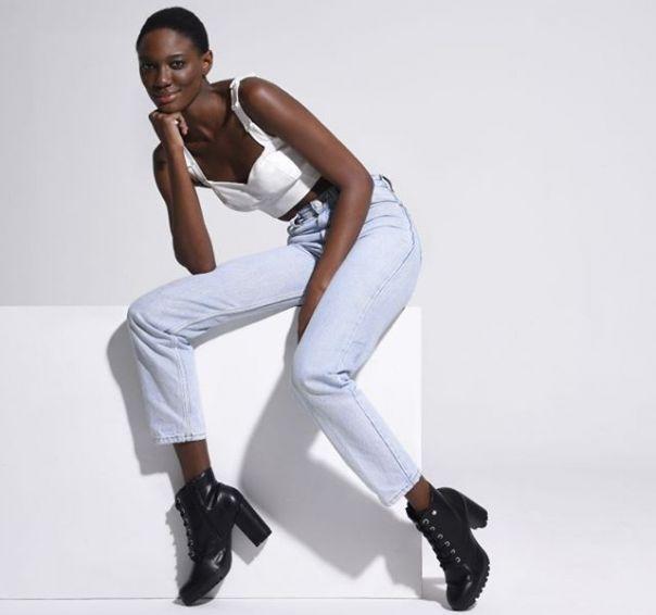 Coturno de salto alto: combina com todos os looks e com todos os estilos de namoradas. ? #ViaMarte #boots #FashionShoes #trend #LoveMore Ref. 20-3605