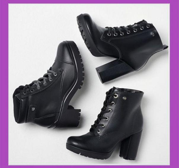 Aposta perfeita no look, escolha certa para presentear. Um amor chamado coturno Via Marte! ?? #ViaMarte #boots #DiaDosNamorados #LoveMore #fashionshoes Ref. 20-3605 | 20-8506 | 20-7901