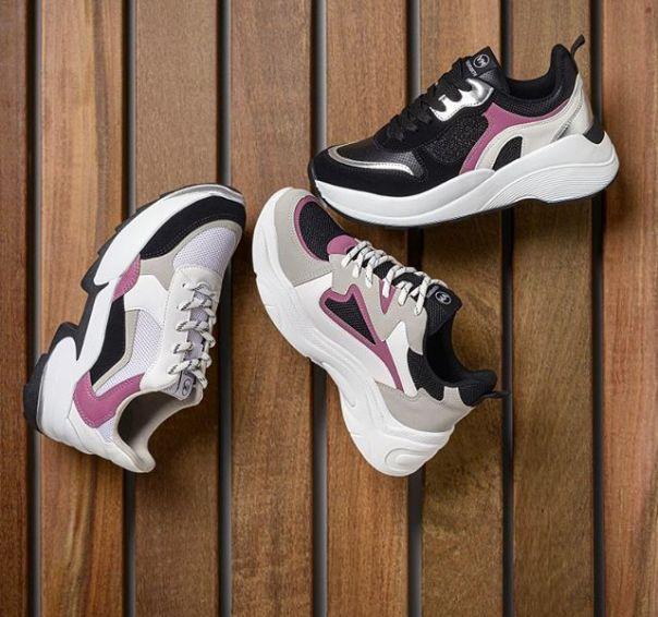 Trend alert: os tons de rosa chegaram para colorir e para ser os queridinhos da nova temporada. Invista! ? #ViaMarte #casual #fashionshoes #NewIn #FashionWinter #PinkShoes #trend Ref. 20-4003 I 20-206 I 20-5803