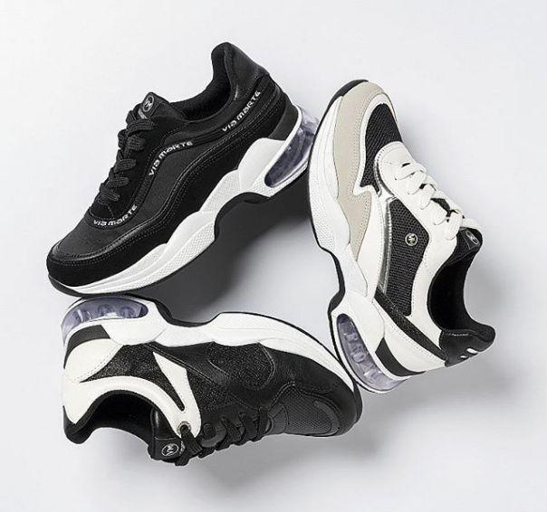Must have: três casuais que são o desejo da temporada. ? #ViaMarte #casual #fashionshoes #FashionWinter #trend Ref. 20-7702 I 20-7703 I 20-7704