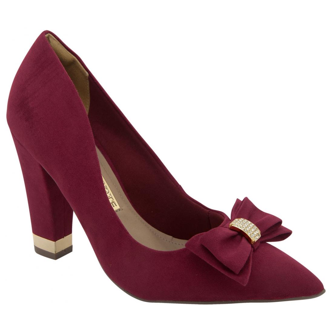 Sapato em tecido 14-2302