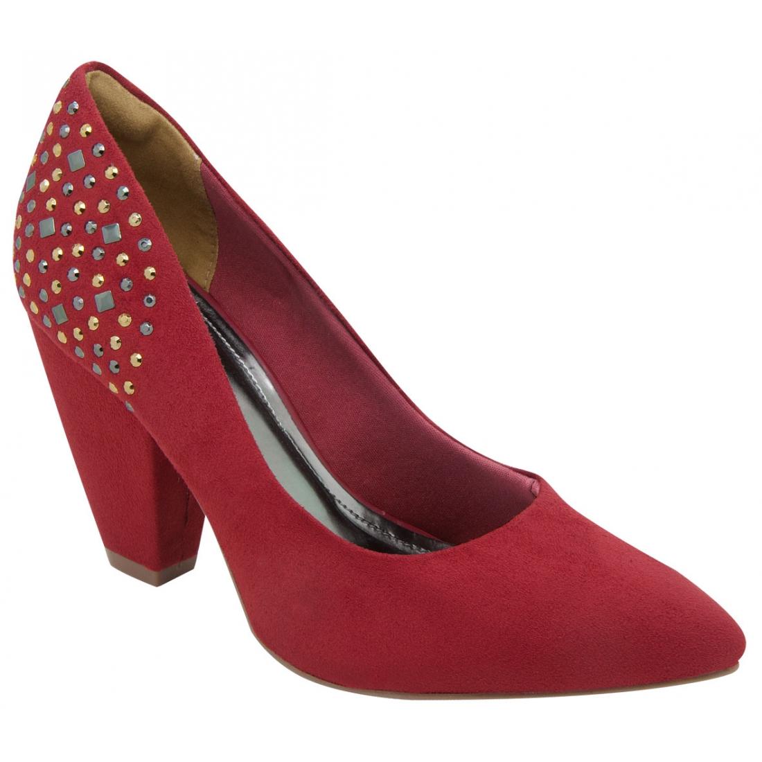 Sapato em tecido 14-4402